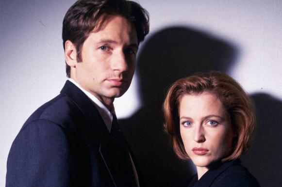 Сериал «Секретные материалы» останется без агента Скалли