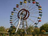 Суд закрыл колесо обозрения на ВВЦ в Москве