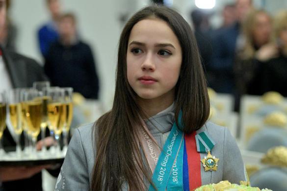 Олимпийская чемпионка Загитова примет участи в ледовом шоу в Краснодаре. 400646.jpeg