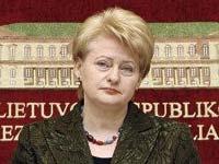 Президентом Литвы, вероятно, станет еврокомиссар