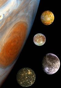 Юпитер пожирает своих детей