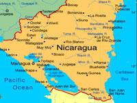Жители Никарагуа спасаются от урагана