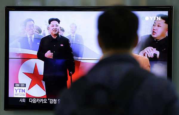 Ким Чен Ын проконтролировал, как его армия спасается от голода. Ким Чен Ыр