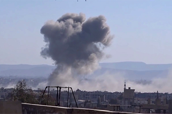 Североамериканская коалиция призналась вубийстве 396 мирных граждан Сирии иИрака