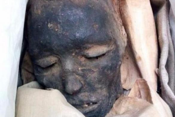 Для древней египетской мумии жители Днепропетровска подбирают имя. 379647.jpeg
