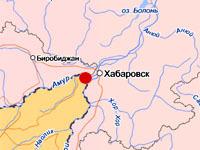 Остров у Хабаровска