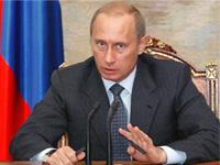 Путин проведет совещание по проблемам оборонной промышленности