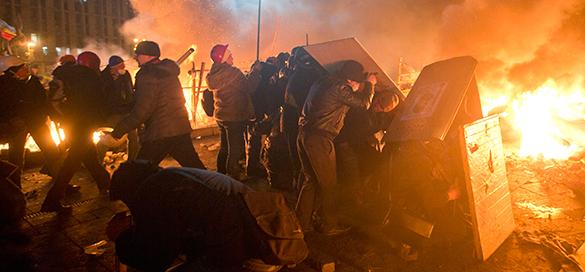 Белорусский политолог о событиях на Украине: Это отработка модели развала России. 289650.jpeg