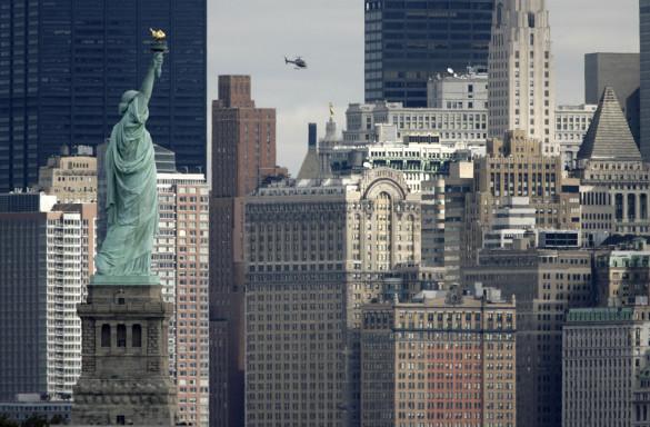 Исследование Gallup: 10 стран, которые не любят Америку. Америка