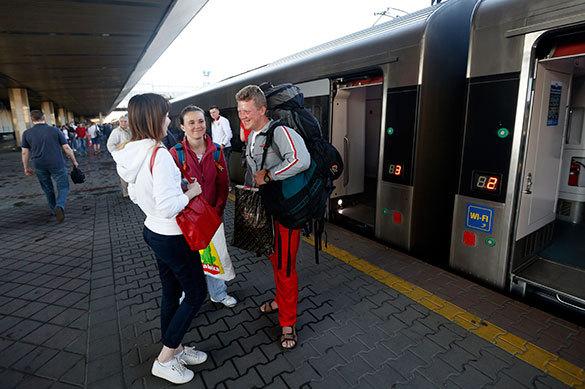 Всего две тысячи украинцев поехали в ЕС по безвизу
