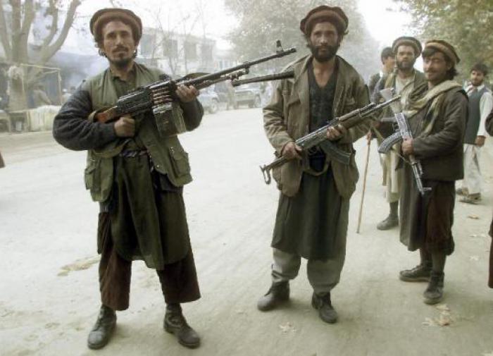 Исламистское движение Талибан