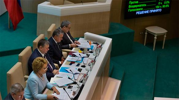 Валерий Рязанский: В послании президента четко сказано - социальные программы не свернут. федеральное собрание