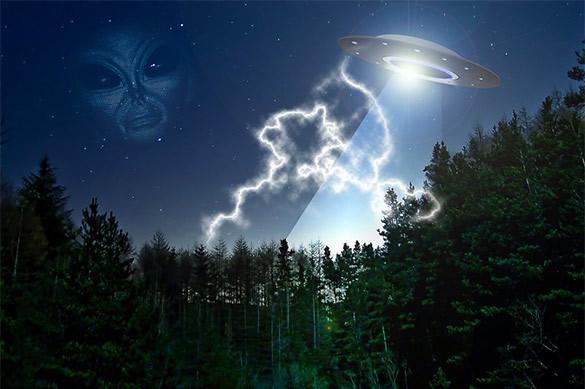 Инопланетяне поселились на Урале