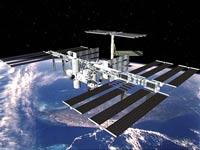 Экипаж МКС ищет