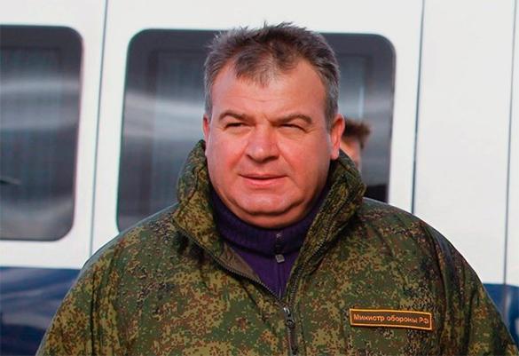 Дело Сердюкова окончательно закрыто – адвокат. 289652.jpeg