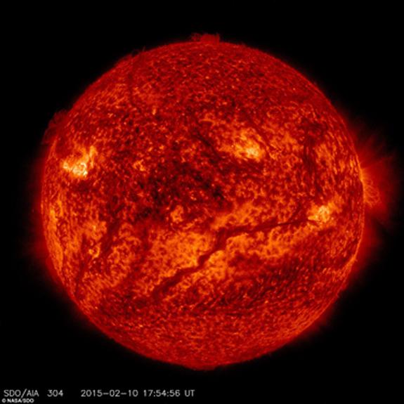 Снова мегавыброс: ученые взволнованы нестабильностью Солнца. Снова мегавыброс: ученые взволнованы нестабильностью Солнца