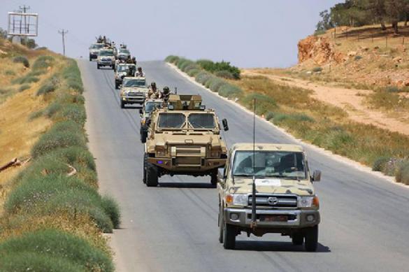 Число жертв столкновений в Ливии превысило 50 человек. 402652.jpeg