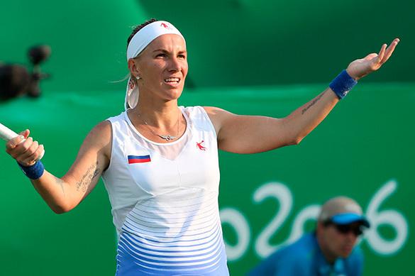 Российскую теннисистку шокировала новость о беременности Серены