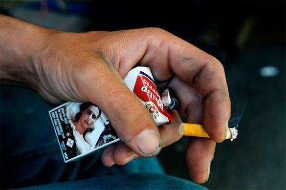 Около 5,8 млрд контрабандных сигарет