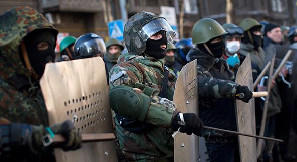 Майдановцы взяли под контроль посольство России в Киеве. 289655.jpeg