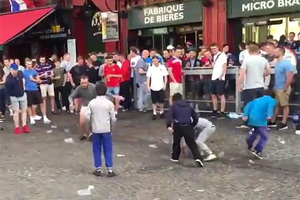 Лондон нашел корни футбольного хулиганства в Кремле