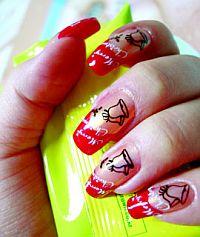 Красота какая: нарощенные ногти и нейл-дизайн