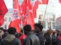 Обнаженка и молодые африканцы: оппозиция провела незабываемый