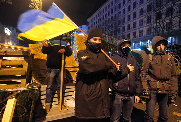 С экс-заместителя председателя АП Януковича сняли подозрение о массовых убийствах на майдане. украина майдан протест митинг