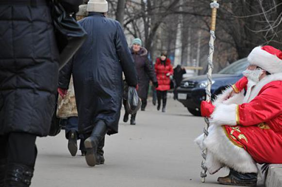 Онищенко разъяснил, почему желает уменьшить новогодние каникулы в РФ