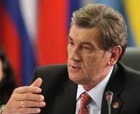 Ющенко признал невиновность России в голодоморе