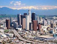 Землетрясение в Лос-Анджелесе отключило мобильники и интернет