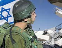 Армия Израиля оказалась