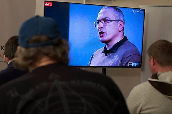 Открытая Россия Ходорковского признана нежелательной в России