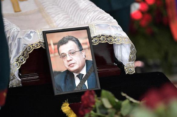 Организатор жестокого убийства посла РФ арестован в Турции. 381657.jpeg