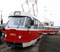 На российских улицах появятся усовершенствованные трамваи