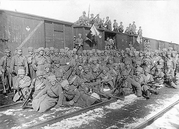 Как белочехи брали Пензу штурмом. Страницы истории: гражданская война 1918
