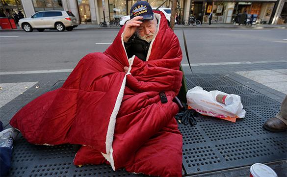 37 процентов американцев находятся на грани финансовой катастрофы. 37 процентов американцев находятся на грани финансовой катастроф