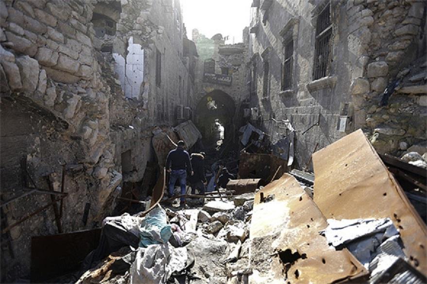 Сирия потребовала от США вывода войск- иначе война