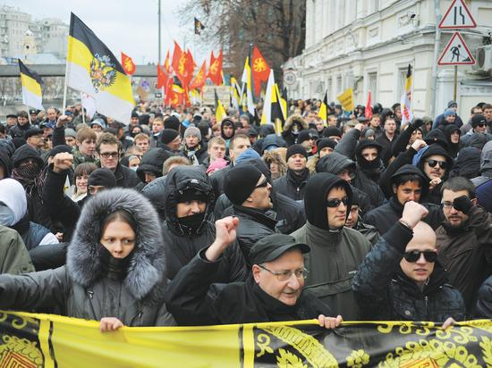 Управляющий националистов проинформировал озадержаниях вЛюблино