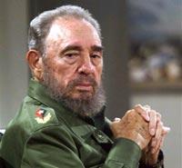 Фидель Кастро: США надеются, что кубинцы станут рабами