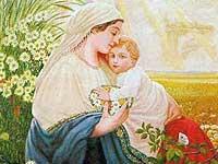 Итальянцев возмутила картина, изображающая Мадонну с Гитлером на