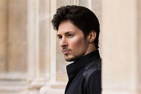 Павел Дуров пожаловался надавление состороны ФБР