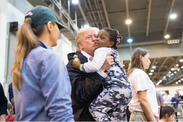 Чувство госдолга: Европа боится, что Трамп ее погубит. Дональд Трамп. Фото: пресс-служба Белого дома