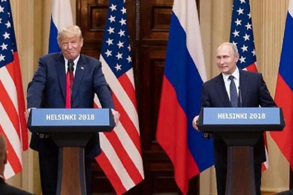 Трамп порадовался встрече с Путиным и расстроился из-за встречи с НАТО. 389660.jpeg