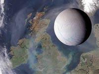 На спутнике Сатурна найдены следы океана