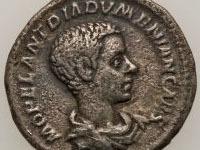 Редкая монета, посвященная убийству Цезаря, уйдет с молотка. caesar
