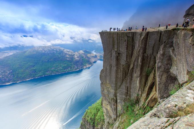 Норвегия - страна фьордов. 398661.jpeg