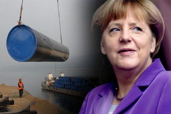 """Меркель разрешила """"Северный поток-2"""" только с согласия Украины. 385662.jpeg"""