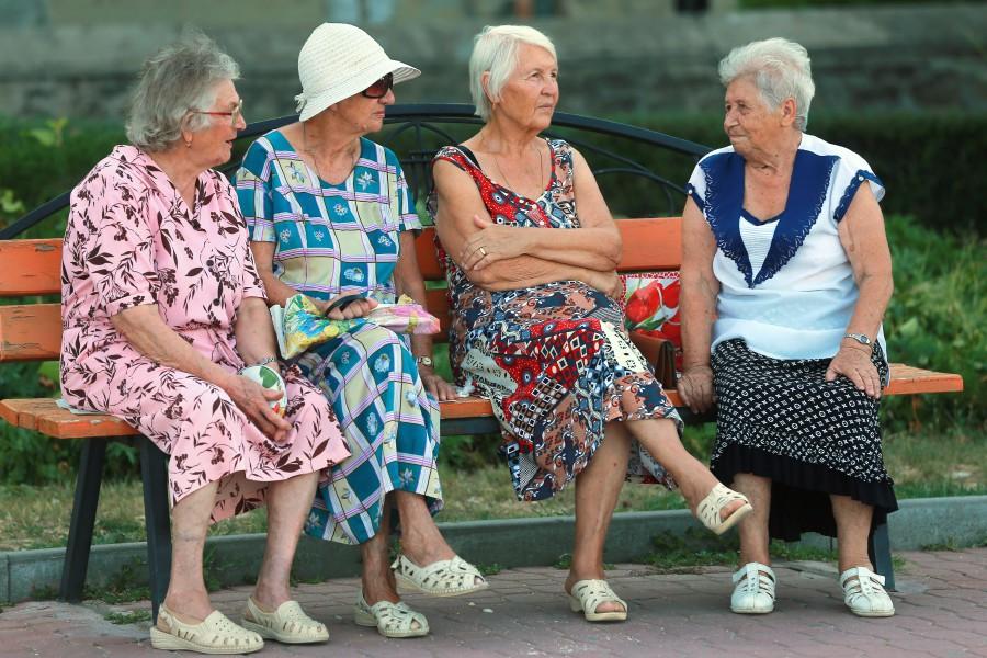 Много болтают: старики чаще рискуют наговорить лишнего. Много болтают: старики чаще рискуют наговорить лишнего