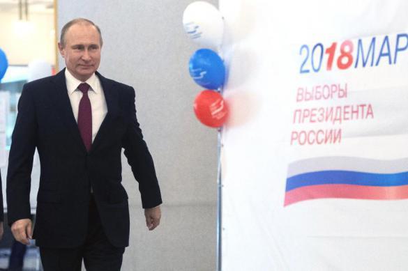 ЦИК: Владимир Путин получил 76,67% голосов. 384663.jpeg